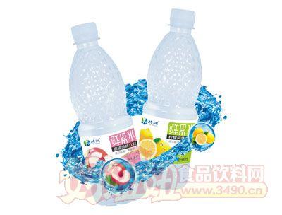 特润鲜果水600MLx24瓶/箱