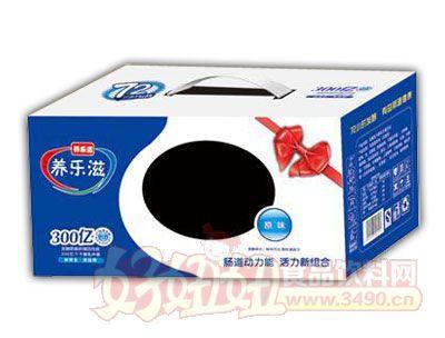 养乐滋乳酸菌320ml×8、10盒开窗