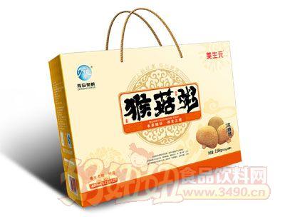 奥帆猴菇粥
