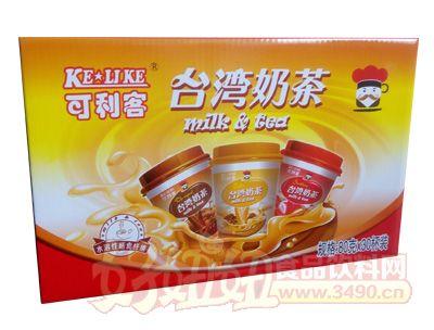 可利客台湾奶茶