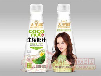 大王椰生榨椰汁480ml
