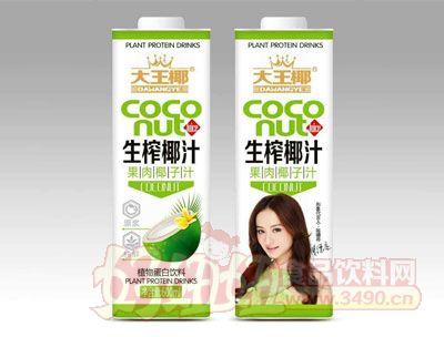 大王椰生榨椰汁600ml