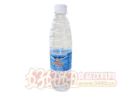 阿里甘泉饮用纯净水550ml