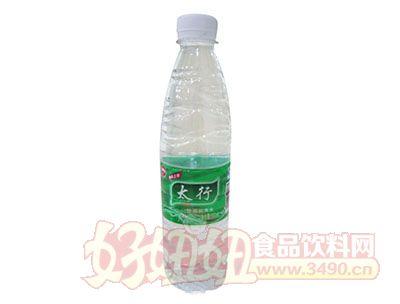 太行饮用纯净水550ml