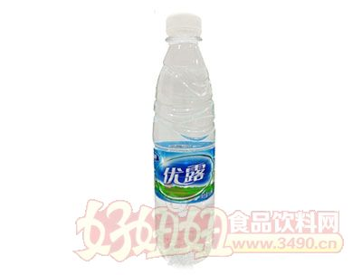 优露纯净水550ml