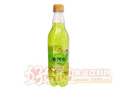 老汽水苹果味500ml