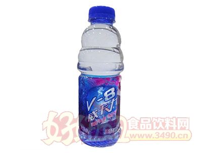 威卡力V―8水蜜桃味600ml