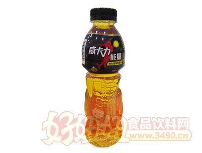 威卡力能量维生素果味饮料600ml
