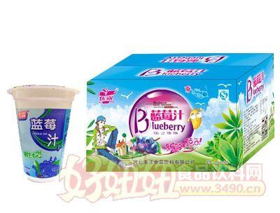 优露蓝莓汁