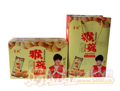 亨利猴菇核桃乳礼盒装