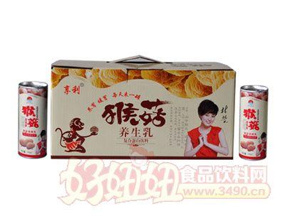 亨利猴菇核桃�B生乳箱�b