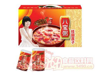 齐乐福红枣莲子八宝粥