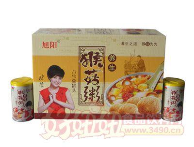 旭阳养生猴菇粥