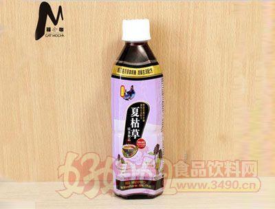 猫咖��N堂夏枯草凉茶饮品植物草本软饮料