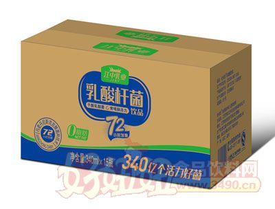 江中乳业乳酸杆菌饮品340ml×15瓶
