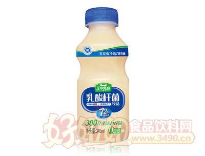 江中乳业乳酸杆菌饮品340ml