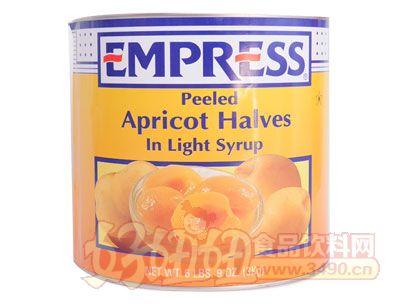 奇伟杏罐头出口3kg