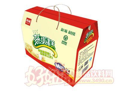 �_口福蒸蛋糕�Y盒