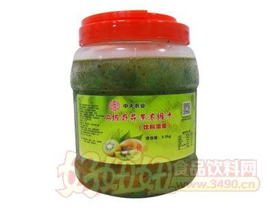 南国仙珍A级奇异果浓缩汁