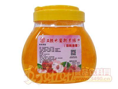 南国仙珍A级水蜜桃浓缩汁