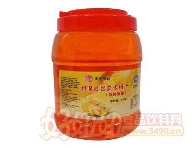南国仙珍特黄哈密瓜浓缩汁