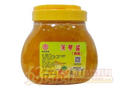 南国仙珍菠萝酱(果酱)