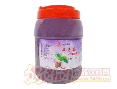 南国仙珍芋香蜜饮料浓浆