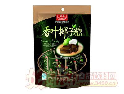 同享香叶椰子糖80g