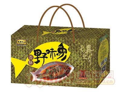 长寿之乡香酥野味鱼