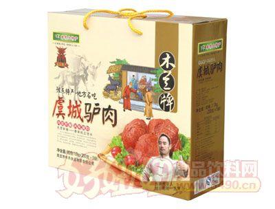 木兰牌虞城驴肉