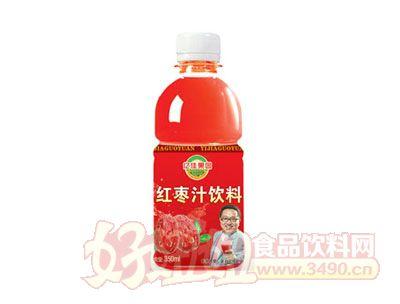 亿佳果园345ml红枣汁饮料