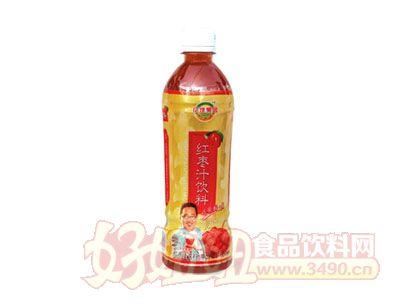 亿佳果园500ml红枣汁