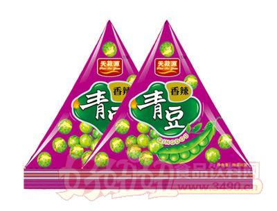 > 天菽源三角包青豆香辣味