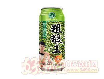 汇之果绿豆粗粮饮料960ml