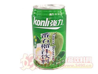 强力番石榴汁饮料310ml