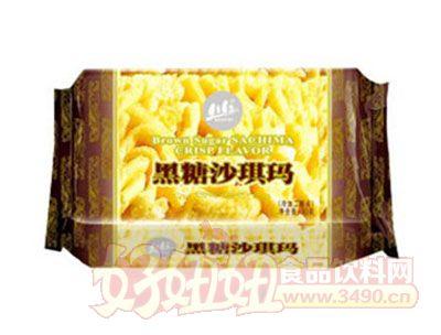 川岛紫薯黑糖沙琪玛50g
