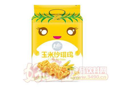 川岛玉米味沙琪玛360g