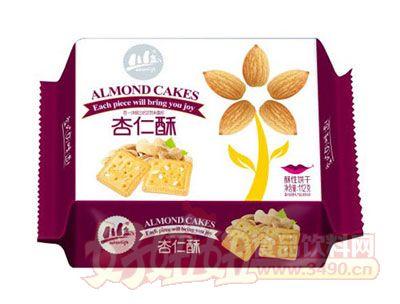 川岛杏仁酥酥性饼干112g