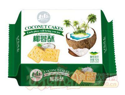 川岛椰蓉酥酥性饼干112g