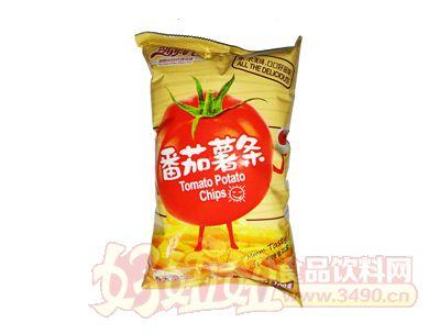 领航番茄薯条100g