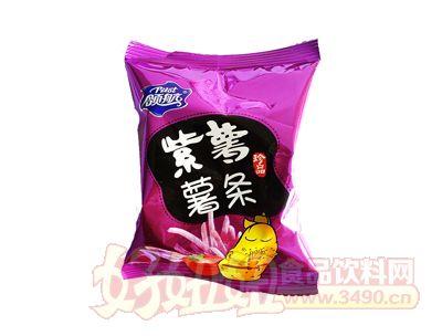 领航紫薯薯条