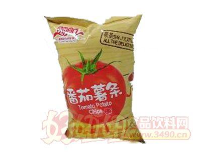 领航番茄薯条