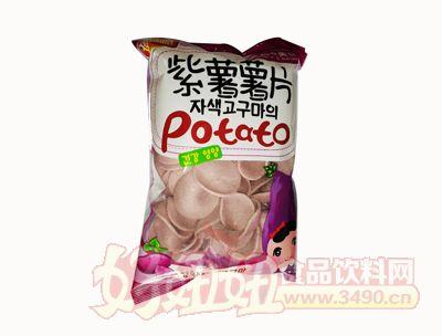 琅琅脆紫薯薯片66g_琅琅脆紫薯薯片66g怎么样
