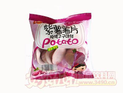 琅琅脆紫薯薯片15g_琅琅脆紫薯薯片15g怎么样