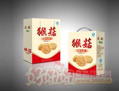龙韵猴菇养生奶箱装