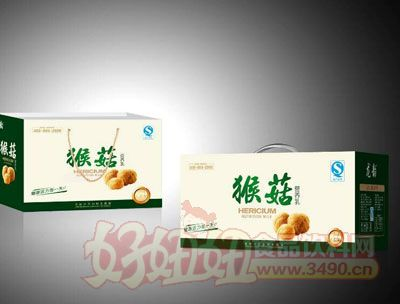 龙韵猴菇营养乳