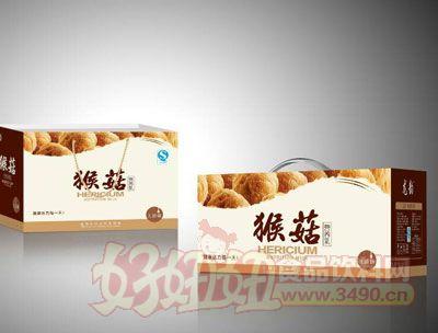 龙韵猴菇营养乳箱装