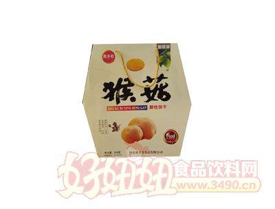 奥多奇猴菇香酥饼干