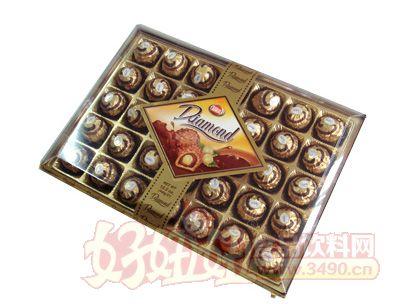 夹心牛奶巧克力(长方形)440