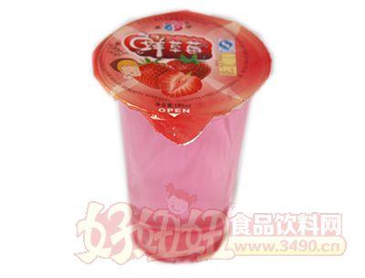 安华鲜草莓果味饮料